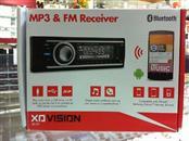 XO VISION Car Audio XD107